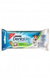Purina  DentaLife Лакомство для собак мелких пород
